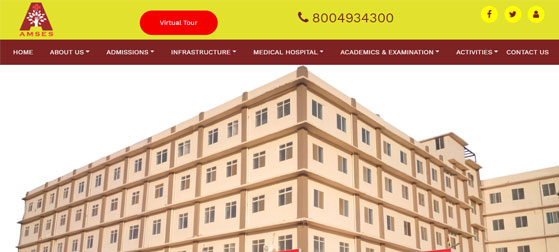 Advanced Institute of Medical Sciences & Rani Laxmibai Hospital, Bhopal – Medical College & Hospital