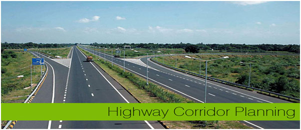 Comprehensive Highway Corridor Planning With Sustainability Indicators (Civil Project)