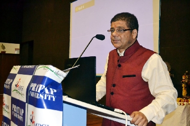 Mr. Prem Chand Goswami, VP, HR, R-systems