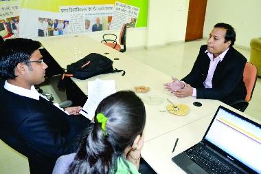 Mr. Ravindra, Sr. HR, Harpy Core Networks