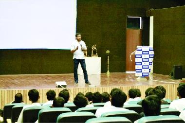 Mr. Saurav Barua, HR, JBM