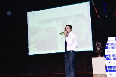 Mr. Vidit Arya, Sr. HR, Beta Soft