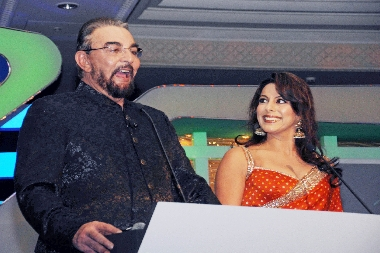 Actor Kabir & Pooja Bedi