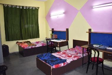 Hostel & Mess