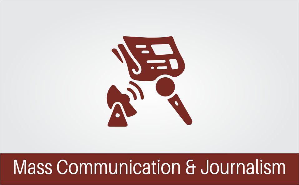 Mass Communication & Journalism