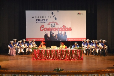 1st Convocation