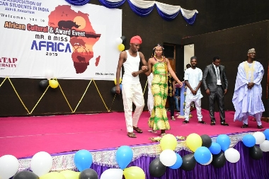 Mr. Ms Africa