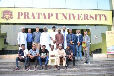 Nigerian Ambessdor Visit