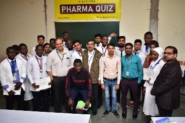 Pharma Quiz Contest