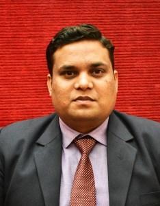 Mr. Aditya Kumar Goyal